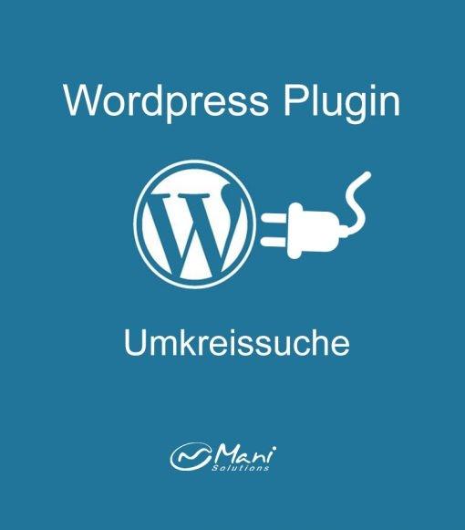 wordpress-plugin-umkreissuche