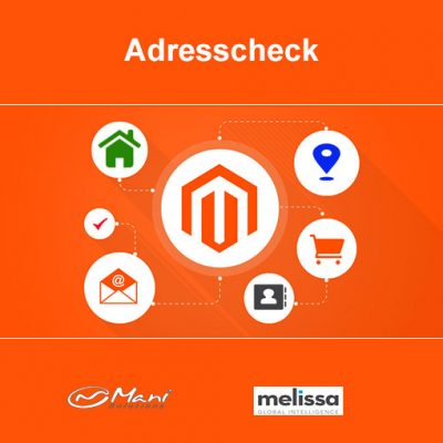 Magento Adresscheck Extention